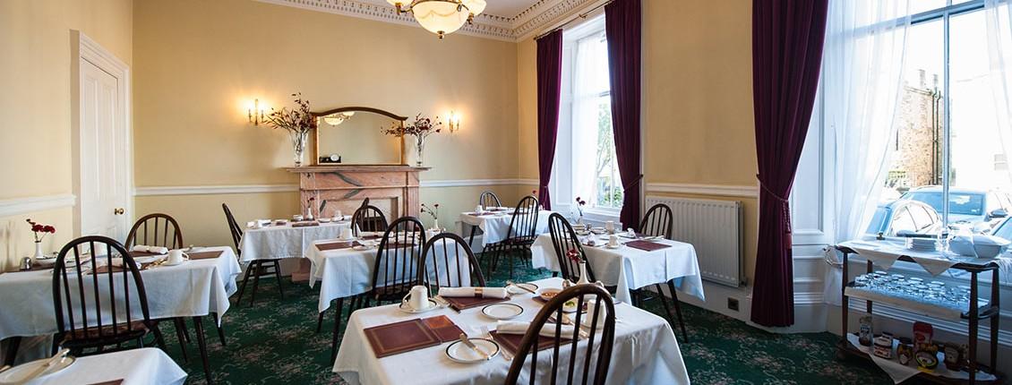 The Ben Doran, Dining Room