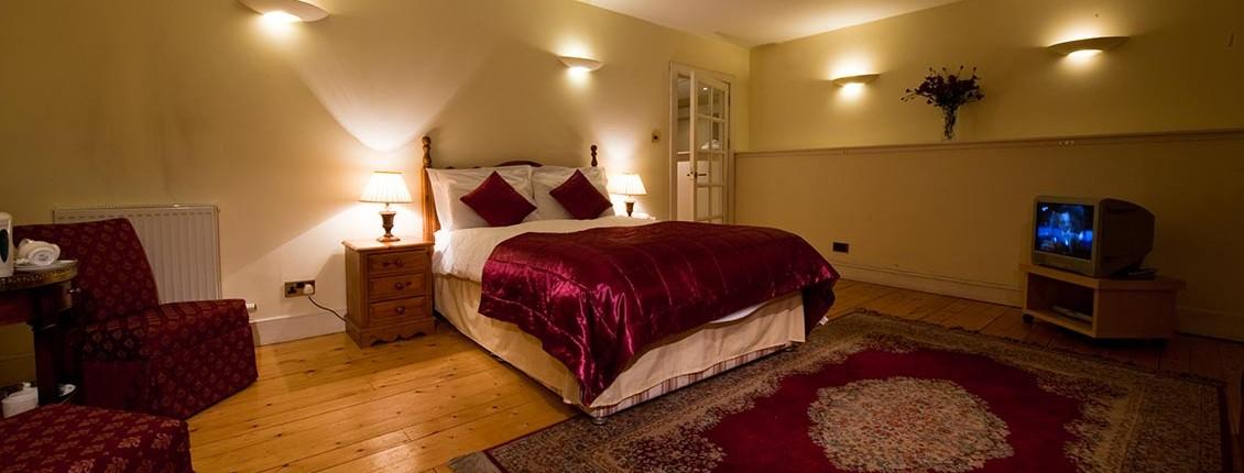 The Ben Doran Bedroom