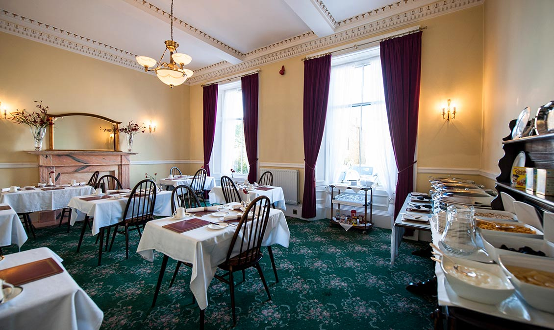 The Ben Doran Dining Room