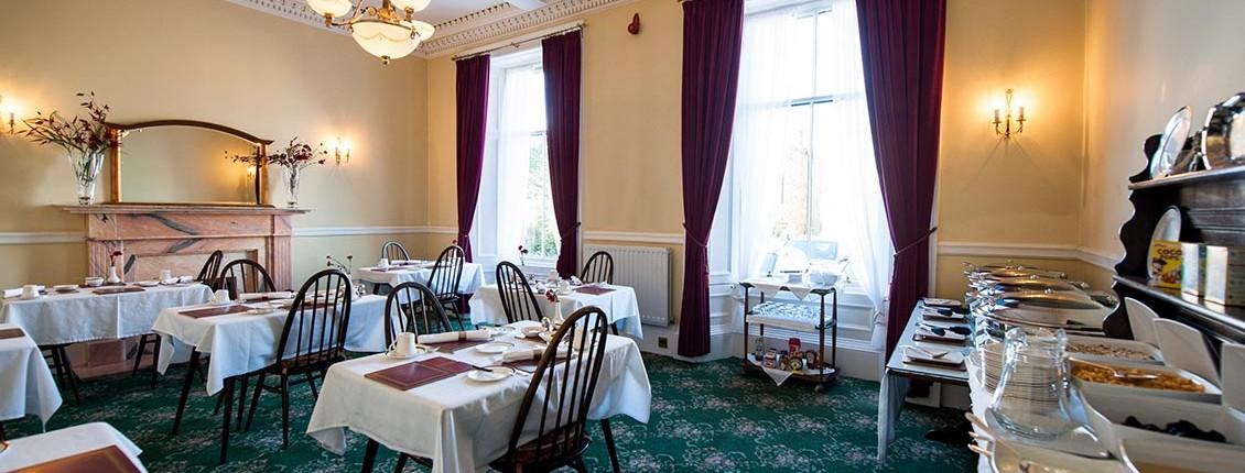 The Ben Doran Dining Room