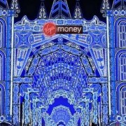 Virgin Money Street of Light