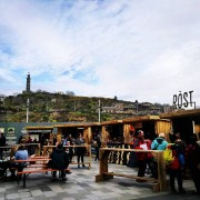 Food and Flea Market - street food Edinburgh